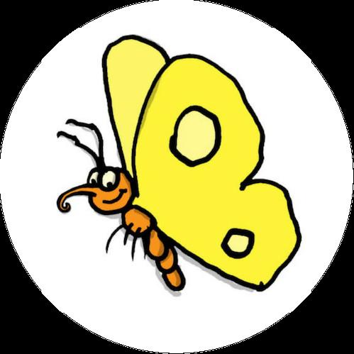 GBS-De-pimpernel-vlinder-rond